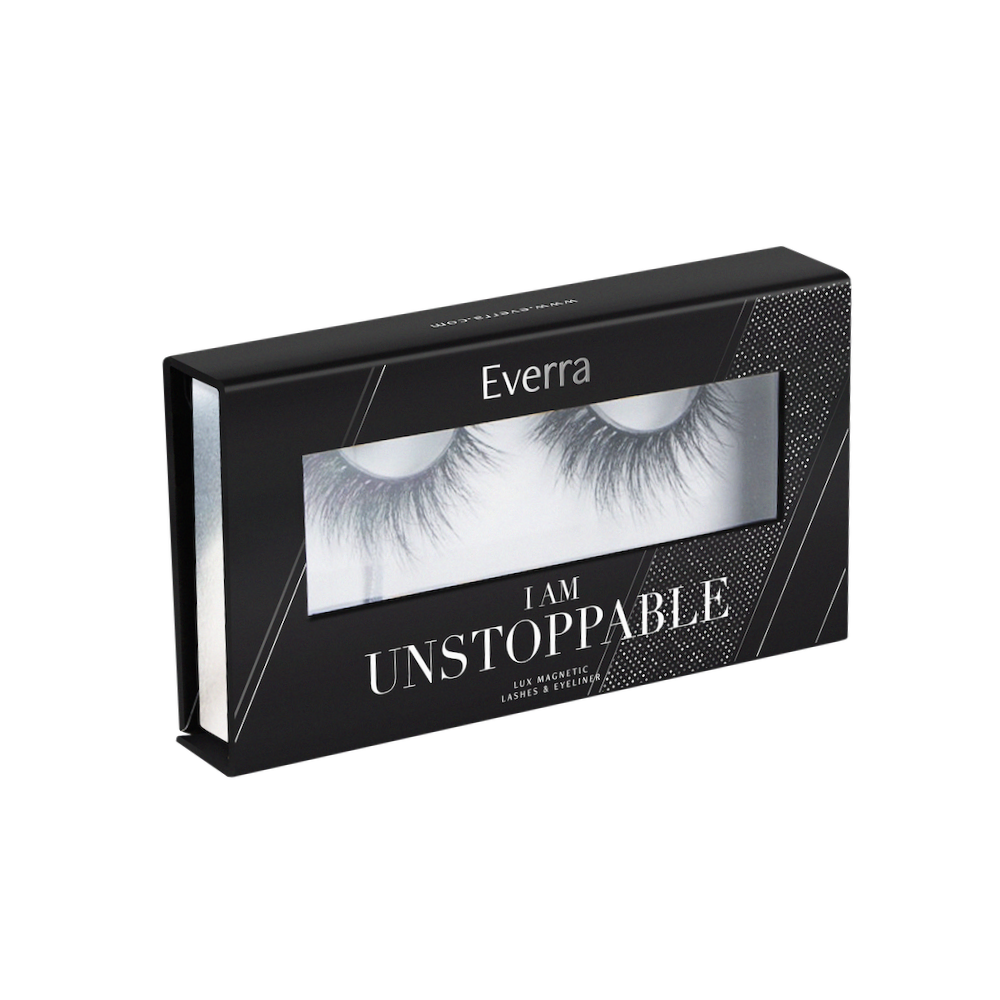 I am unstoppable lashes